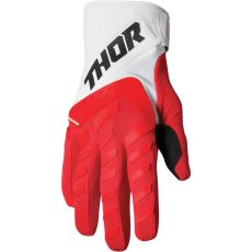 Thor Γάντια Spectrum Κόκκινο/Λευκό 2022