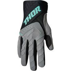 Thor Γάντια Spectrum Γκρι/Μαύρο/Μέντα 2022