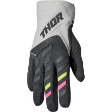 Thor Γυναικεία Γάντια Spectrum Ανοιχτό Γκρι/Ανθρακί  20022
