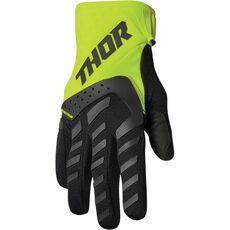 Thor Γάντια Spectrum Μαύρο/Λάιμ 2022